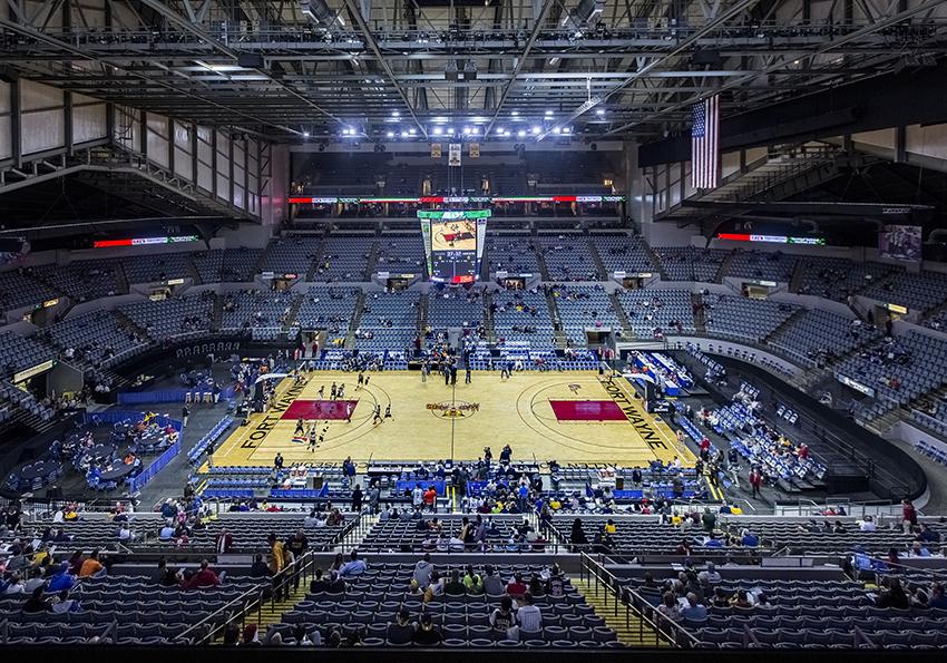 Allen County War Memorial Coliseum Arena